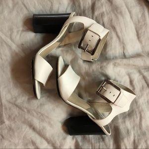 Michael by Michael kors block heel